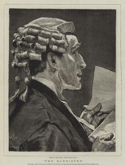 The Barrister-William Small-Giclee Print