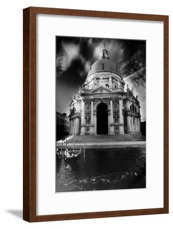 The Basilica of Santa Maria Della Salute-Simon Marsden-Framed Giclee Print