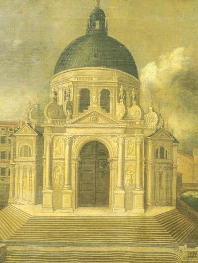 The Basilica of St Mary of Health--Giclee Print