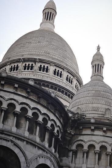 The Basilique Du Sacre-Coeur, Paris, France, Europe-Matthew Frost-Photographic Print