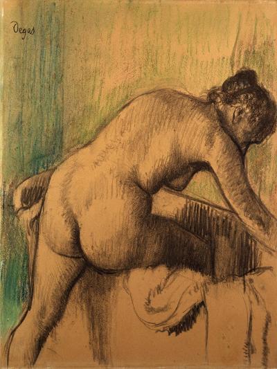 The Bath, 1883-Alfred Thompson Bricher-Giclee Print