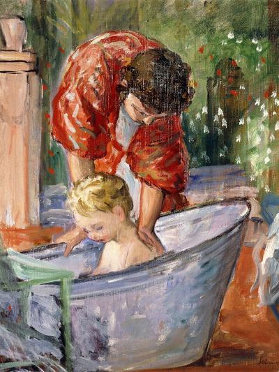 The Bath; Le Bain-Henri Lebasque-Giclee Print