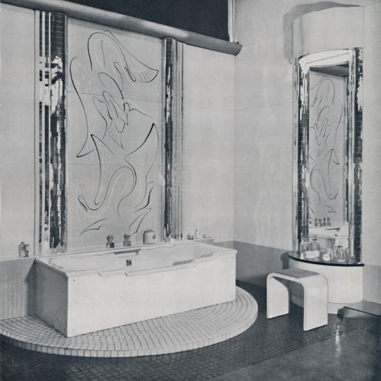 'The Bath Room', 1940-Unknown-Photographic Print