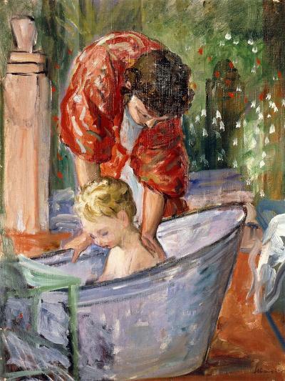 The Bath-Henri Lebasque-Giclee Print