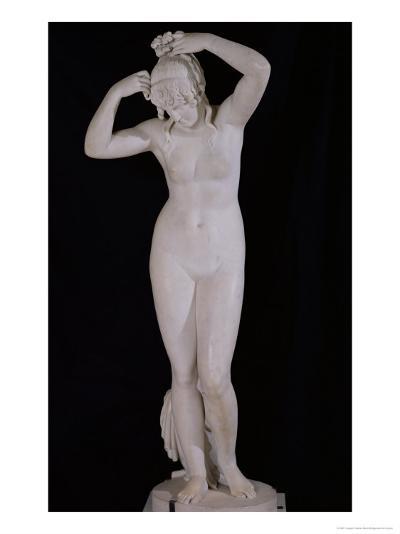 The Bather, 1808-Joseph Charles Marin-Giclee Print