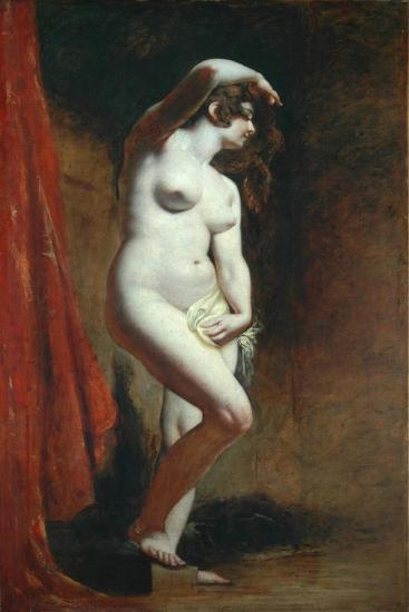 The Bather, C.1825-30-William Etty-Giclee Print