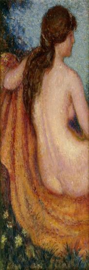 The Bather-Georges Lemmen-Premium Giclee Print