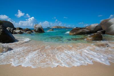 The Baths' Beach on Virgin Gorda-Matt Propert-Photographic Print