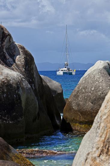 The Baths on Virgin Gorda, British Virgin Islands-Joe Restuccia III-Photographic Print