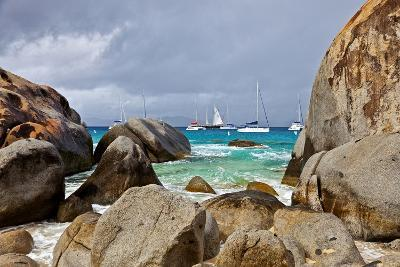The Baths on Virgin Gorda, British Virgin Islands-Joe Restuccia III-Photographic Print