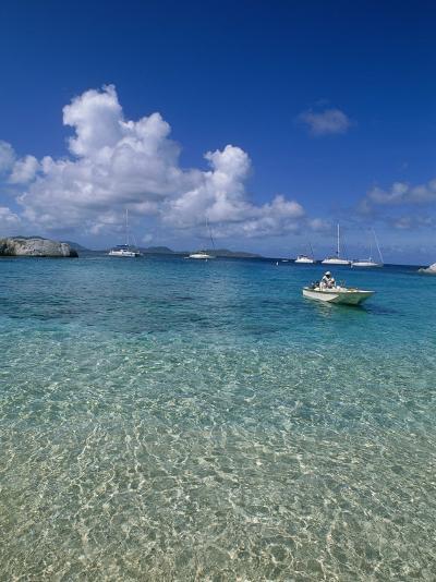 The Baths, Virgin Gorda, British Virgin Islands-Jim Schwabel-Photographic Print