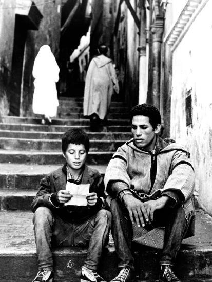 The Battle Of Algiers, Mohamed Ben Kassen, Brahim Haggiag, 1965--Photo