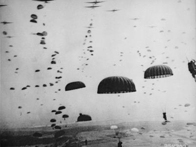 The Battle of Arnhem--Photographic Print