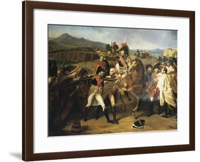 The Battle of Austerlitz--Framed Giclee Print