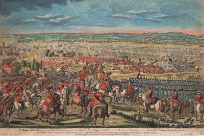 The Battle of Chiari, 1701-02--Giclee Print