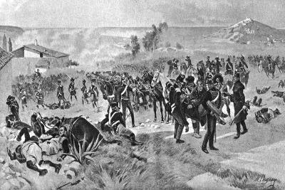 The Battle of Corunna, 16 January 1809--Giclee Print