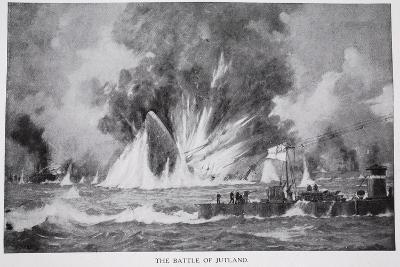 The Battle of Jutland--Giclee Print
