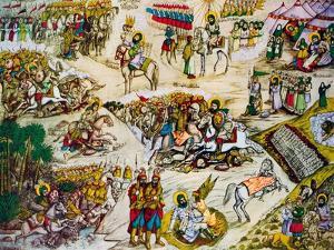 The Battle of Karbala