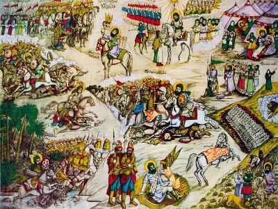 The Battle of Karbala--Giclee Print