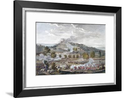 The Battle of Montebello and Casteggio, Italy, 20 Prairial, Year 8 (9 June 1800)-Jean Duplessis-Bertaux-Framed Giclee Print