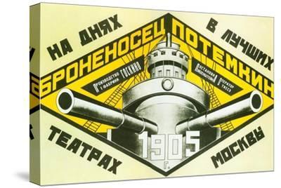 The Battleship Potemkin, 1925 (Bronenosets Potyomkin)