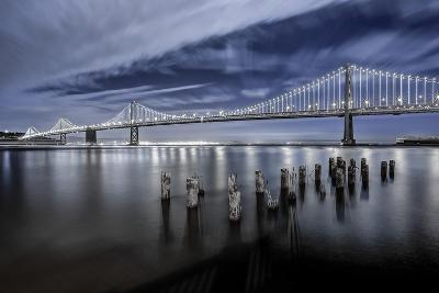 The Bay Lights-Toby Harriman Visuals-Photographic Print