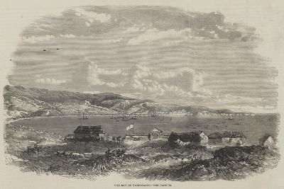 The Bay of Valparaiso--Giclee Print