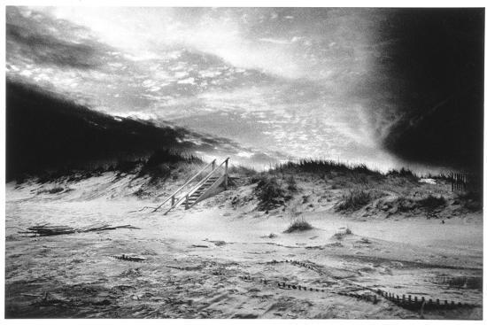 The Beach at Bridgehampton, Long Island-Simon Marsden-Giclee Print