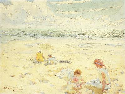 The Beach; La Plage-Charles-Garabed Atamian-Giclee Print