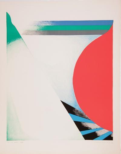 The Beach-Takesada Matsutani-Collectable Print