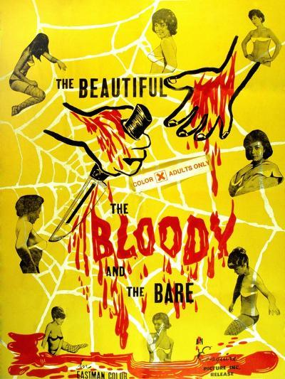 The Beautiful, the Bloody, And the Bare, 1964--Photo