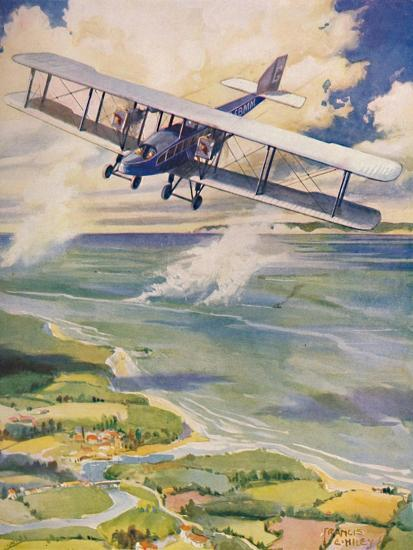 'The Beauty of Flight', 1927-Unknown-Giclee Print
