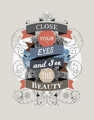 The Beauty-Kavan & Company-Art Print