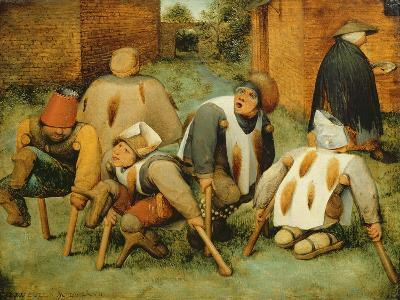 The Beggars, 1568-Pieter Bruegel the Elder-Giclee Print
