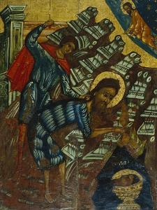 The Beheading of Saint John the Baptist, Second Half of The16th C