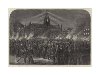 The Belgian National Rifle Meeting--Giclee Print