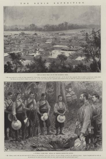 The Benin Expedition-Joseph Holland Tringham-Giclee Print