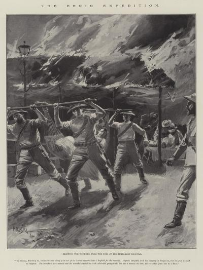 The Benin Expedition--Giclee Print