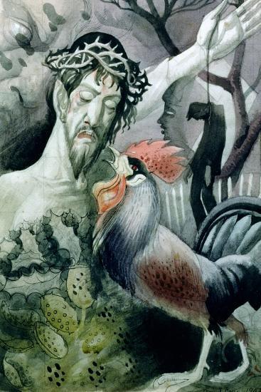 The Betrayal-Osmund Caine-Giclee Print