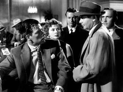 The Big Heat, Lee Marvin, Gloria Grahame, Glenn Ford, 1953--Photo