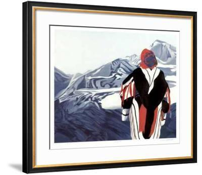 The Big Land-K. Kirby-Framed Limited Edition