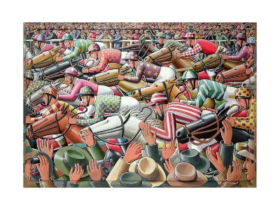 The Big Race, 2006-P.J. Crook-Giclee Print