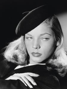 The Big Sleep, Lauren Bacall, Directed by Howard Hawks, 1946