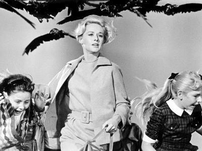 The Birds, Tippi Hedren, 1963--Photo