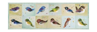 The Birds-Ninalee Irani-Art Print