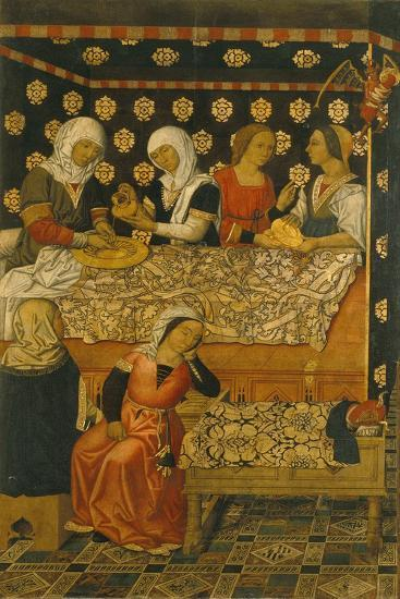 The Birth of Saint Stephen--Giclee Print
