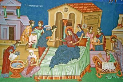 The Birth of the Virgin, Cyprus--Giclee Print