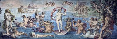 The Birth of Venus, 1556-1557-Giorgio Vasari-Giclee Print