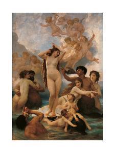 The Birth of Venus, 1879, 19th Century