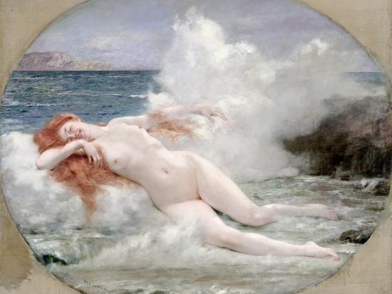 The Birth of Venus, circa 1896-Henri Gervex-Giclee Print